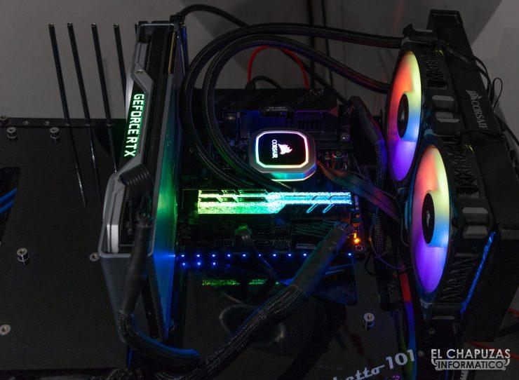 Asus ROG Strix X570-I Gaming - Equipo de pruebas 2