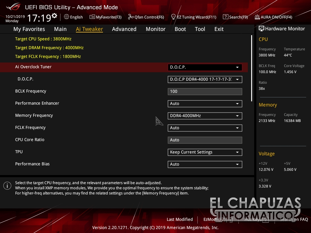 Asus ROG Strix X570 I Gaming BIOS 4 37