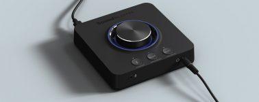 Creative lanza su tarjeta de sonido externa Sound Blaster X3 por 125 euros