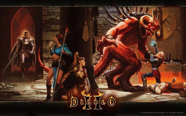 Diablo II 740x462 0