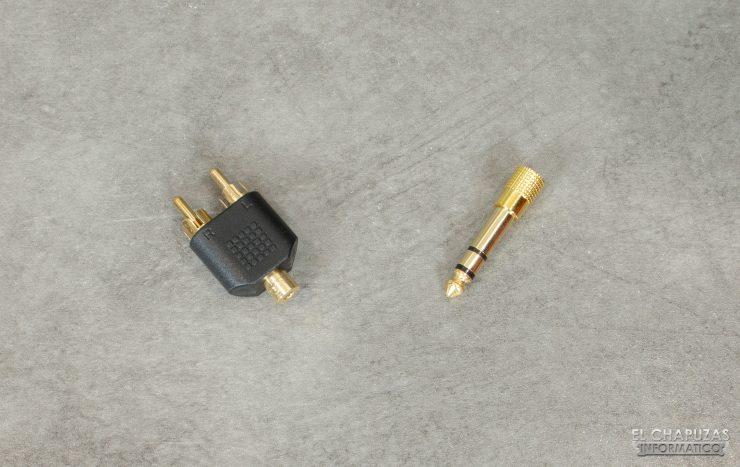 EVGA NU Audio - Adaptadores