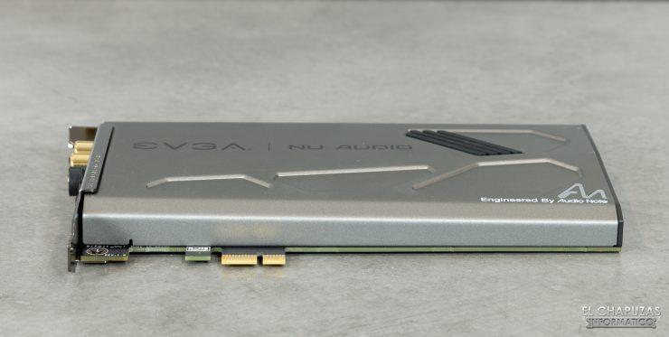 EVGA NU Audio - PCIe x1