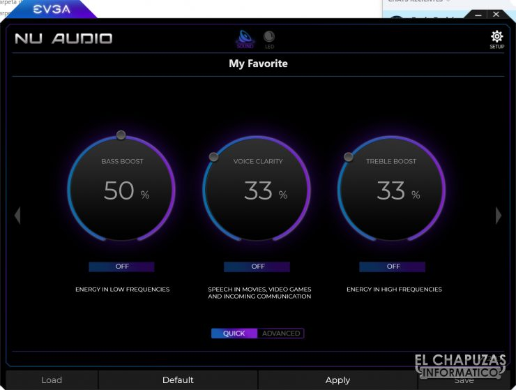 EVGA NU Audio - Software 2