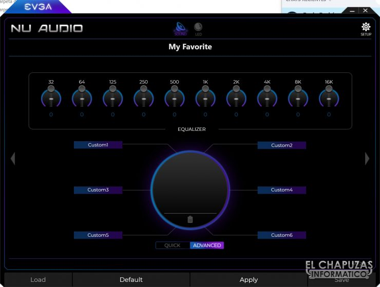 EVGA NU Audio - Software 3