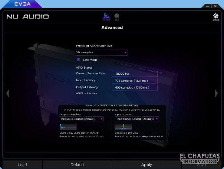 EVGA NU Audio - Software 5