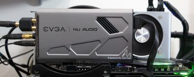 Review: EVGA NU Audio