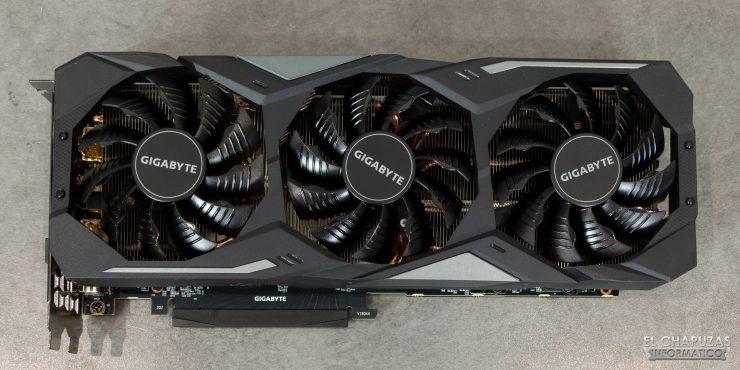 Gigabyte GeForce RTX 2080 SUPER Gaming OC 8G - Disipador WindForce 3X