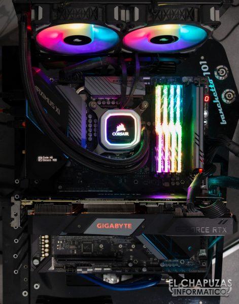 Gigabyte GeForce RTX 2080 SUPER Gaming OC 8G - Equipo de pruebas 1