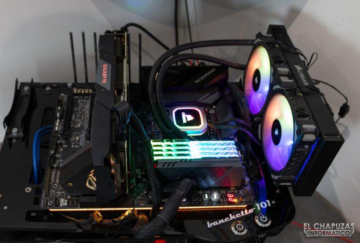 Gigabyte GeForce RTX 2080 SUPER Gaming OC 8G - Equipo de pruebas 2