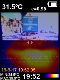 HP Omen 15-dh0001ns - Cámara Térmica