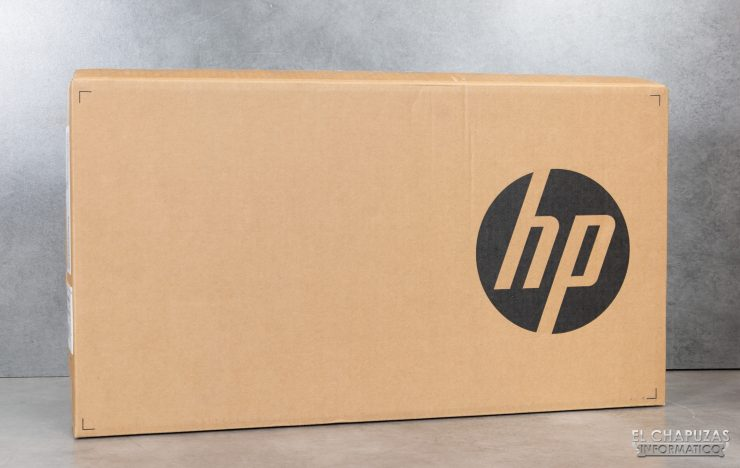 HP Pavilion 15-dk0010ns - Embalaje exterior