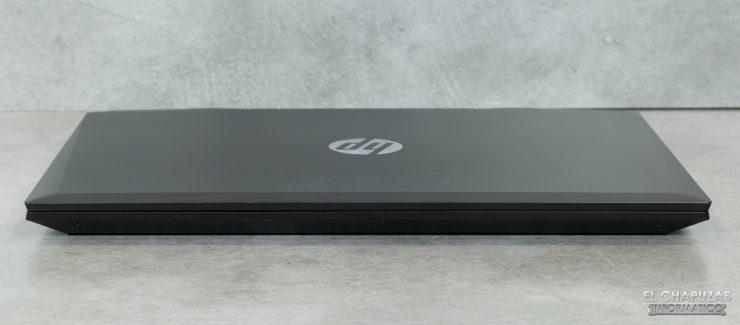 HP Pavilion 15-dk0010ns - Margen frontal