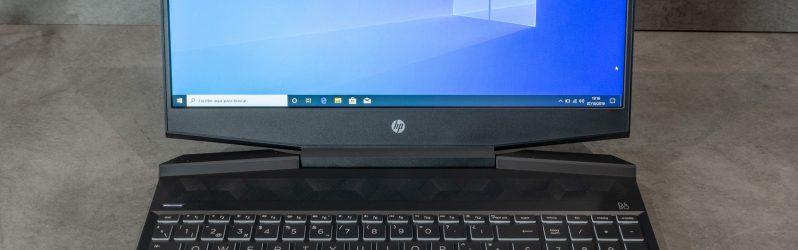 Review: HP Pavilion Gaming 15-dk0010ns