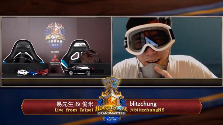 Hearthstone Grandmasters Blizzard Hong Kong