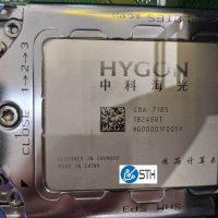 Una CPU china Hygon de 8 núcleos y 16 hilos aparece por 3DMark, supera al Ryzen 7 1800X