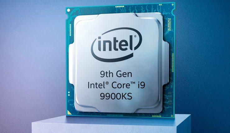 Intel Core i9 9900KS 740x429 0