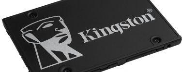 Kingston renueva su familia de SSDs SATA con los KC600