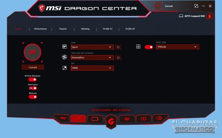 MSI GP75 Leopard 9SD Software 2 740x460 32