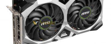 La Nvidia GeForce GTX 1660 SUPER llegará finalmente el 29 de Octubre por 229 dólares