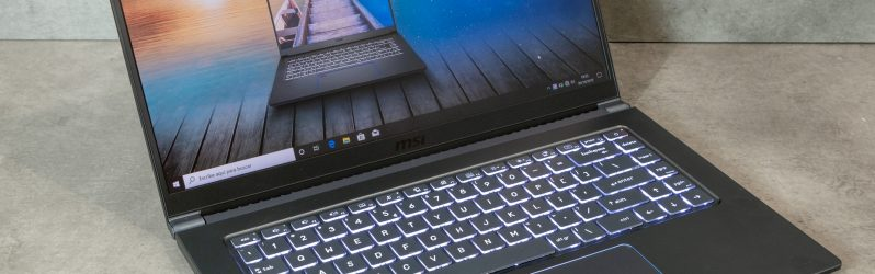 Review: MSI Prestige 15 (Core i7-10710U + GTX 1650 Max-Q)