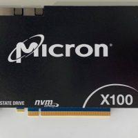 El Micron X100 es el SSD más rápido del mundo gracias a la tecnología 3D XPoint