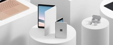 Microsoft Surface Neo y Surface Duo: Diseño plegable de doble pantalla y Windows 10X