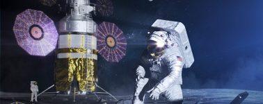 La NASA presenta sus nuevos trajes espaciales para las próximas misiones a la Luna y Marte