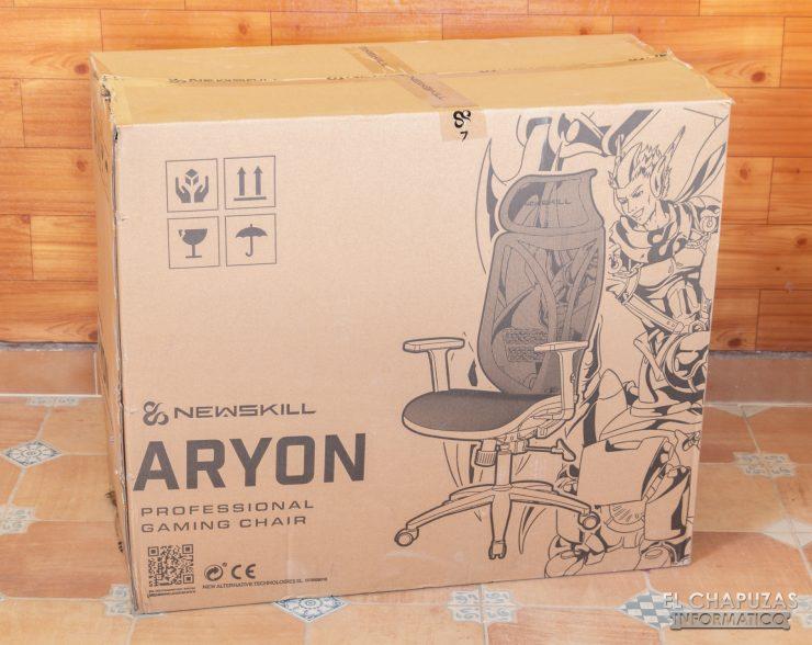 Newskill Aryon - Embalaje Exterior