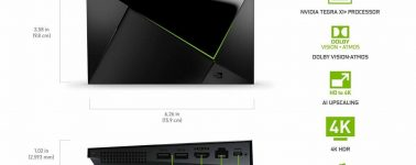 Se filtra la Nvidia Shield TV Pro, llegará con el SoC Tegra X1+