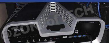 Se filtra la primera imagen del kit de desarrollo de la PlayStation 5