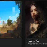 Descarga gratis Q.U.B.E. 2 y Layers of Fears gratis desde la Epic Games Store