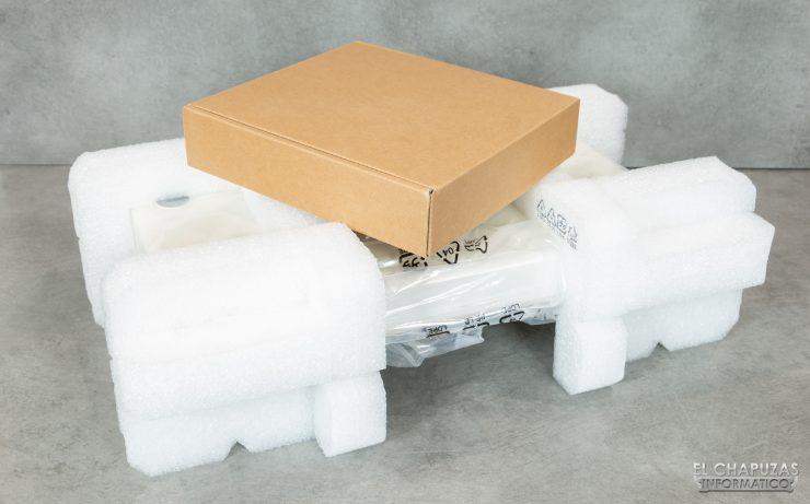QNAP HS-453DX - Embalaje interior