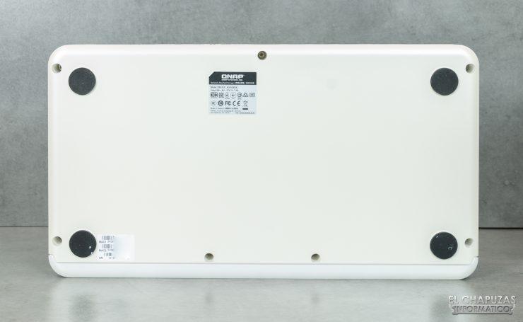 QNAP HS-453DX - Base