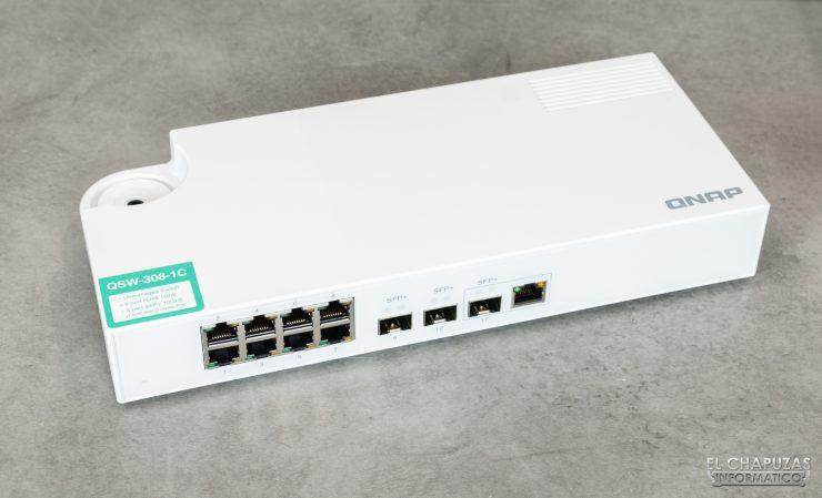 QNAP QSW-308