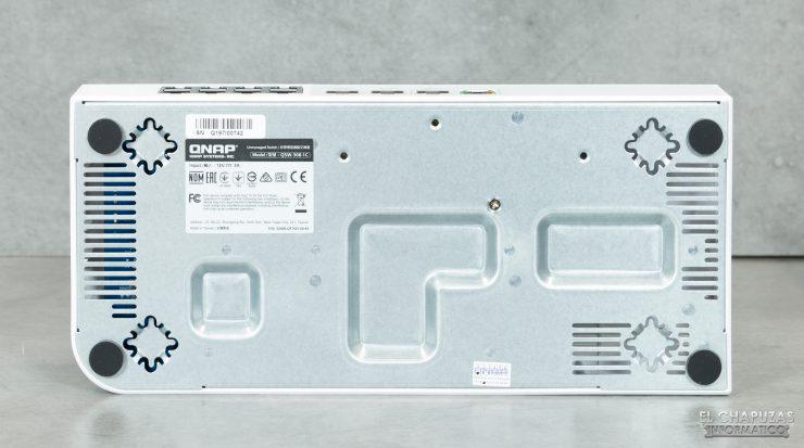 QNAP QSW-308 - base