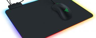 Razer Firefly V2: Alfombrilla con iluminación LED RGB en 19 zonas