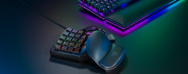 Razer Tartarus Pro: El Keypad gaming se viste con los switches ópticos de Razer