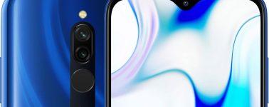 Redmi 8 anunciado: 6.22″ HD+, Snapdragon 439 y batería de 5000 mAh