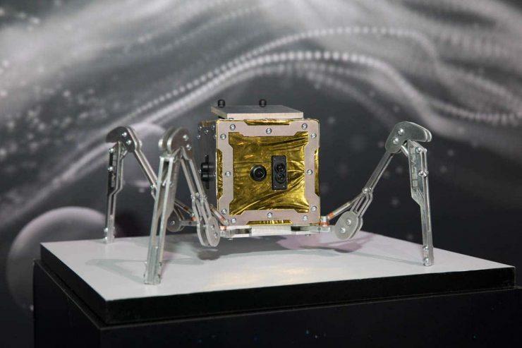 Rover de Spacebit
