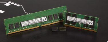 SK Hynix desarrolla sus chips de memoria de 16 Gb @ 1Znm