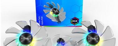 Sapphire ARGB Fans: Ventiladores ARGB para tu Sapphire NITRO+ Radeon RX 5700