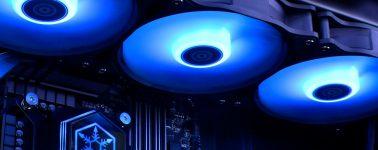 Silverstone SST-PF360-ARGB: Líquida de 360 mm repleta de iluminación RGB