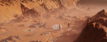 Descarga gratis Surviving Mars gracias a la Epic Games Store