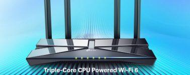 TP-Link Archer AX10: Router gaming con conectividad Wi-Fi 6 por menos de 100 euros