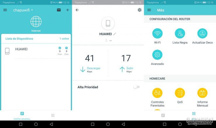 TP-Link Deco P9 - App 5