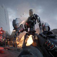 El juego de Terminator es infumable, un shooter donde avanzas sin necesidad de gastar ni una sola bala