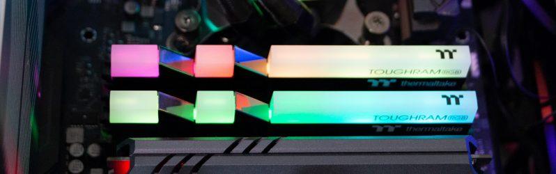 Review: Thermaltake Toughram RGB DDR4 (3200 MHz)