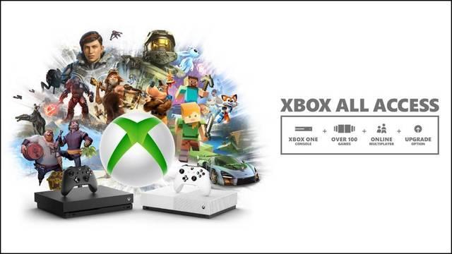 Xbox All Access Microsoft