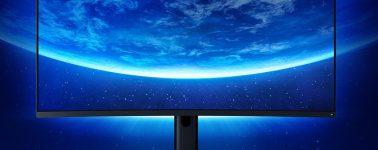 Xiaomi lanza en China su monitor gaming Mi Surface (34″ WQHD @ 144 Hz) por 255 euros