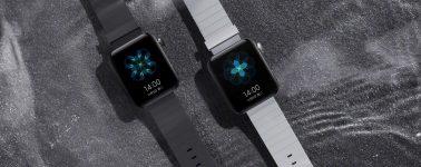 El Xiaomi Mi Watch se deja ver en imagen, y se confunde con un Apple Watch